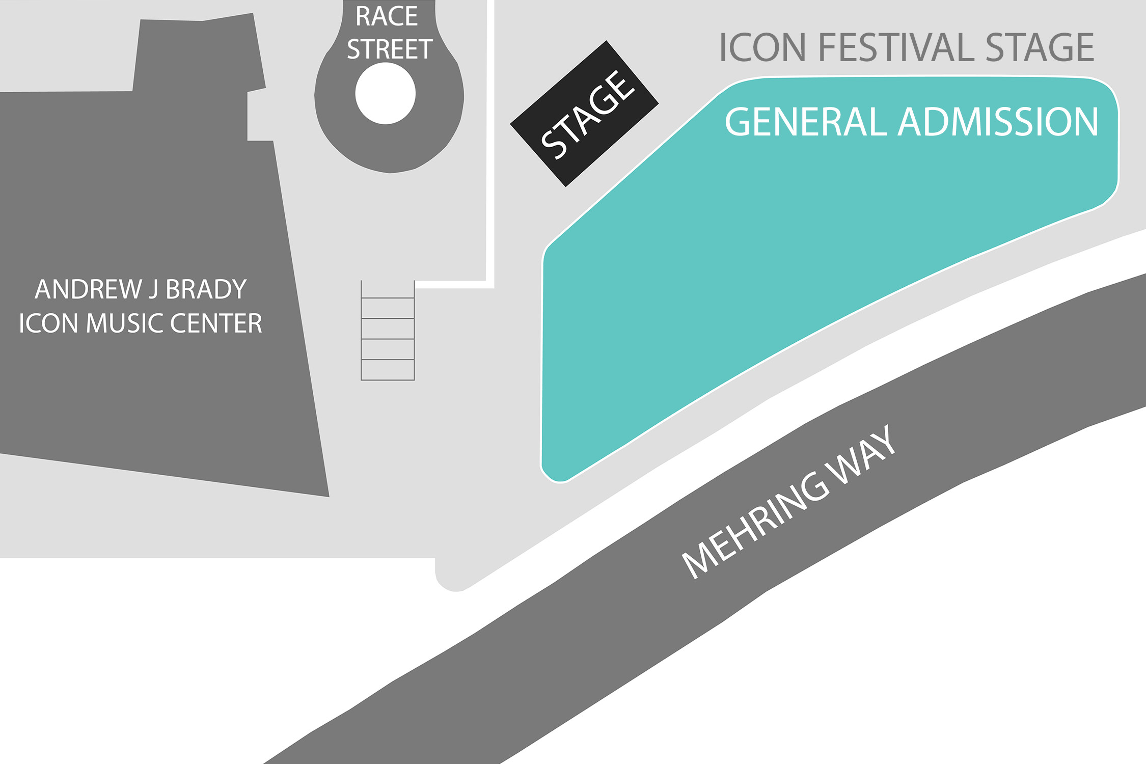 ICON Outdoor Stage - General Admission
